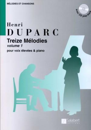 Duparc: Mélodies Vol.1 (high)