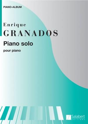 Granados: Piano Album