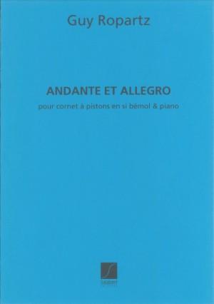 Joseph Guy Ropartz: Andante et Allegro