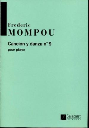 Mompou: Canción y Danza No.9
