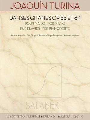 Joaquín Turina: Danses gitanes Op. 55 et 84