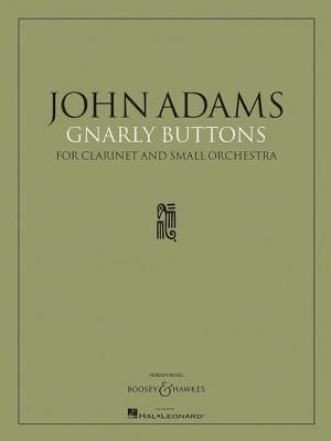 Adams, J: Gnarly Buttons