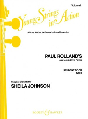 Rolland, P: Young Strings in Action Vol. 1