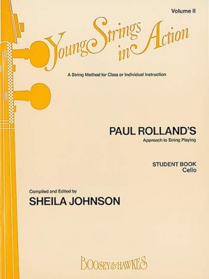 Rolland, P: Young Strings in Action Vol. 2