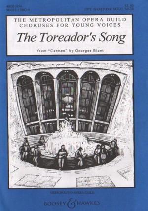 Bizet, G: The Toreador's Song