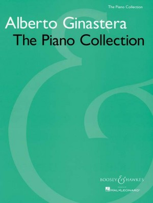 Ginastera, A: Piano Collection