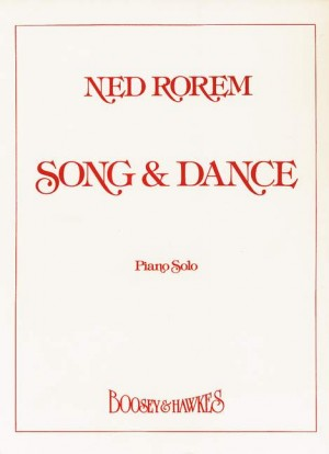 Rorem, N: Song and Dance