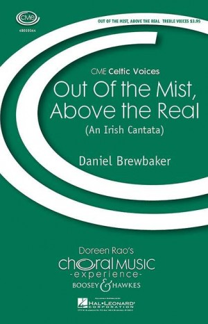 Brewbaker, D: Out of the mist, above the real