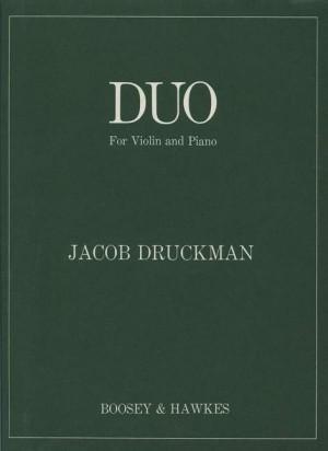 Druckman, J: Duo