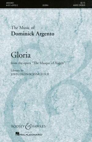Argento, D: Gloria