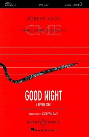 Kabalevsky, D: Good Night