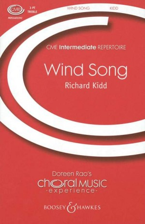 Kidd, R: Wind Song