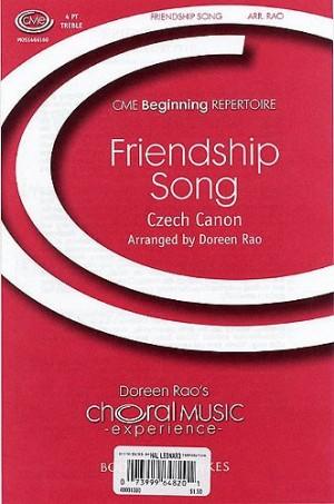 Rao, D: Friendship Song