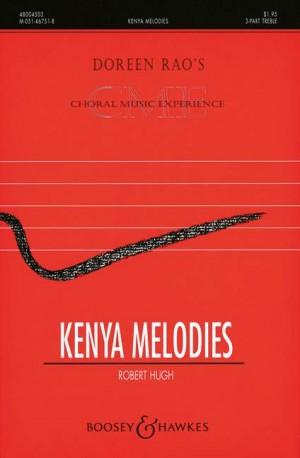 Hugh, R: Kenya Melodies