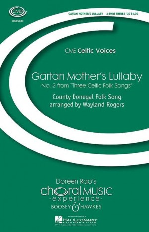 Rogers, W: Three Celtic Folk Songs