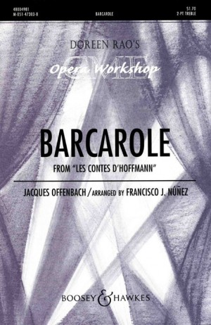 Offenbach, J: Barcarole from The Tales of Hoffmann