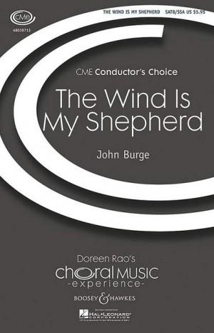 Burge, J: The Wind is My Shepherd