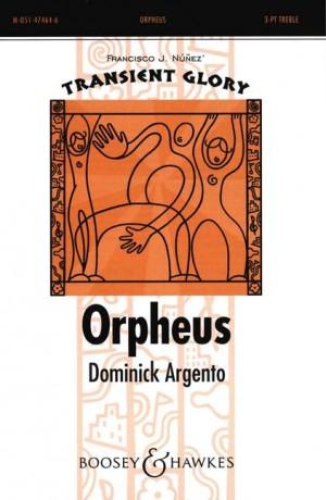 Argento, D: Orpheus