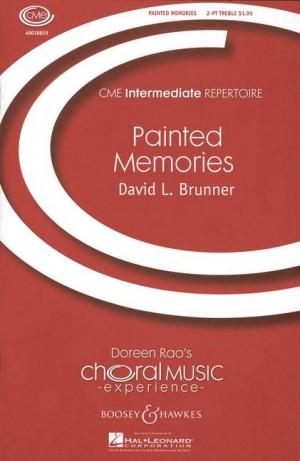 Brunner, D L: Painted Memories
