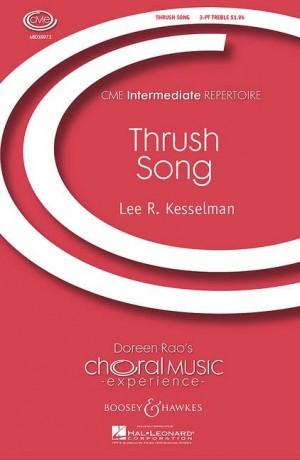 Kesselman, L R: Thrush Song