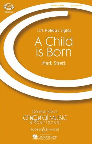Sirett, M: A child is born