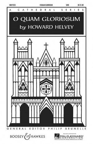 Helvey, H: O quam gloriosum
