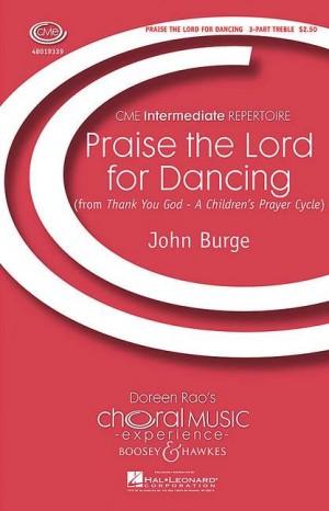 Burge, J: Thank you God - A children's prayer cycle