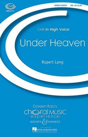 Lang, R: Under Heaven