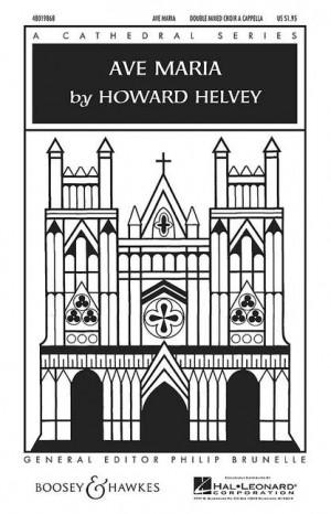 Helvey, H: Ave Maria