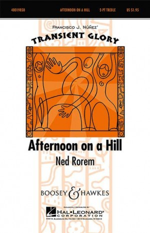 Rorem, N: Afternoon on a Hill