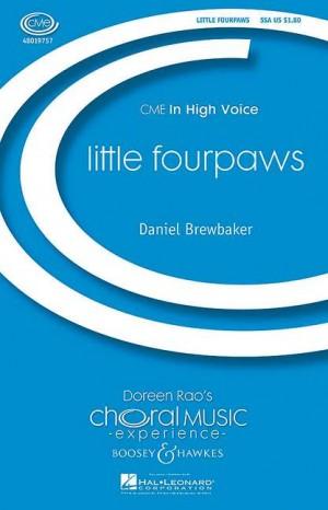 Brewbaker, D: little fourpaws