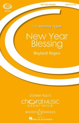 Rogers, W: New Year Blessing