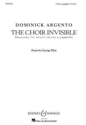 Argento, D: The Choir Invisible