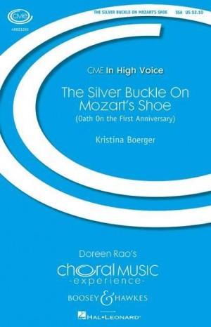 Boerger, K: The Silver Buckle On Mozart's Shoe