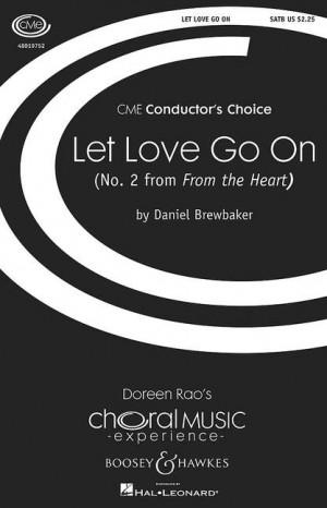 Brewbaker, D: Let Love Go On
