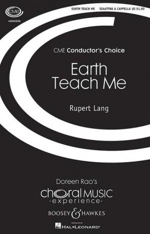 Lang, R: Earth Teach Me