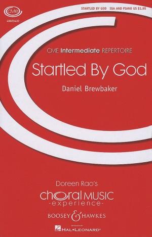 Brewbaker, D: Startled By God