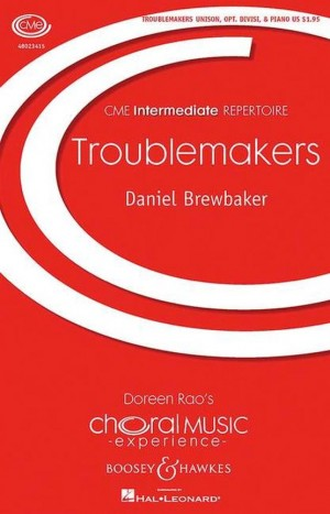 Brewbaker, D: Troublemakers