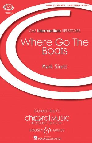 Sirett, M: Where Go the Boats?