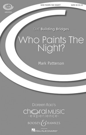 Patterson, M: Who Paints the Night?