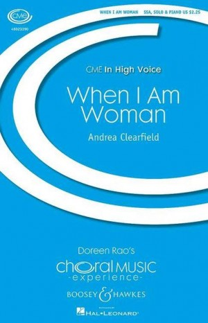 Clearfield, A: When I Am Woman