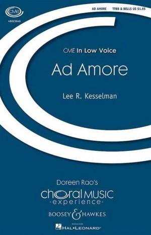 Kesselman, L R: Ad Amore