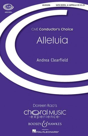 Clearfield, A: Alleluia