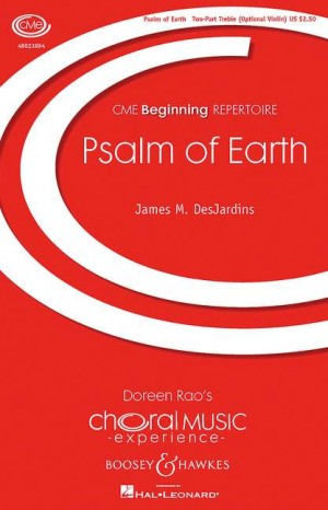 DesJardins, J M: Psalm of Earth