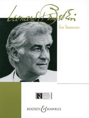 Bernstein, L: Bernstein for Bassoon