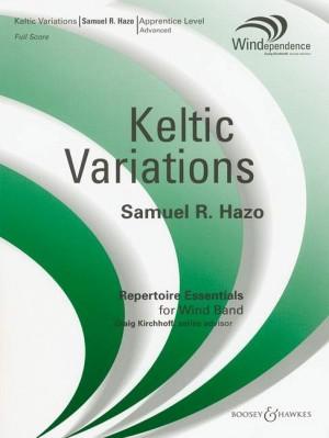 Hazo, S R: Keltic Variations