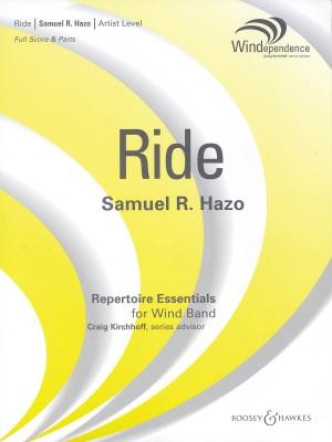 Hazo, S R: Ride