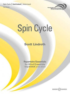 Lindroth, S: Spin Cycle