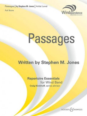 Jones, S: Passages