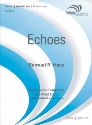 Hazo, S R: Echoes